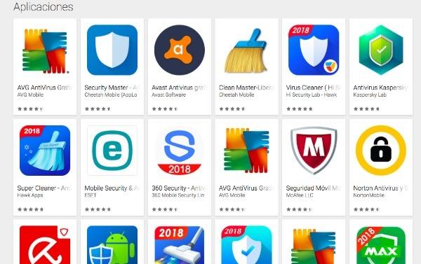9ff6219e11c Estos son los mejores antivirus para Android según el último informe de  AV-Test – IEs Telefonía – Blog de Novedades